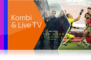 Sky X Kombi & Live-TV Angebot - um 24€ für Sky X komplett!