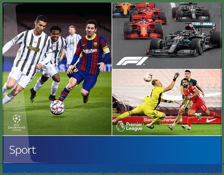 Superdeal Fußball Special: Sky Live-Sport um mtl. 25€!