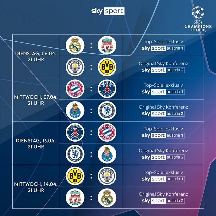 Uefa Champions League 2021-19